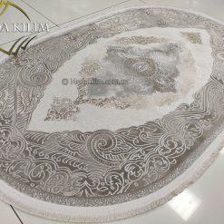 Astana 102IA Ivory Beige oval