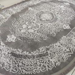 Craft 23408 Gray oval